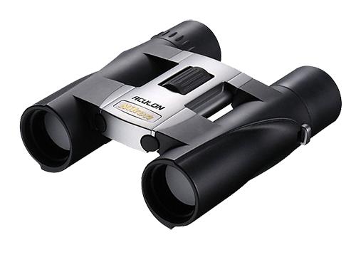 Nikon Бинокль ACULON A30 8X25 Серебристый