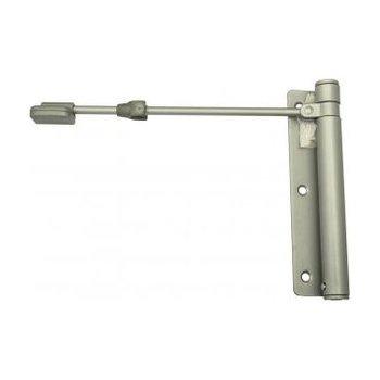 Дверные доводчики Aldeghi Luigi 114A*170D Доводчик дверной пружинный до 60КГ Aldeghi Геркулес (170X39 mm) серебро