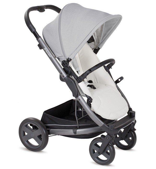 Коляска Детская прогулочная коляска X-Lander X-Cite Morning Grey