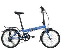 Велосипеды Складные Dahon Speed D7 Street (2017) Синий