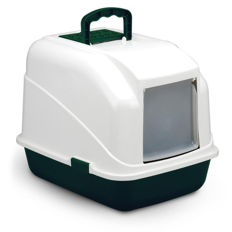 Туалет для кошек, закрытый (48х40х41см), Triol LB04
