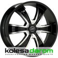 American racing AR894 8.5x20/5x114.3 D72.62 ET35 Black_machined - фото 1