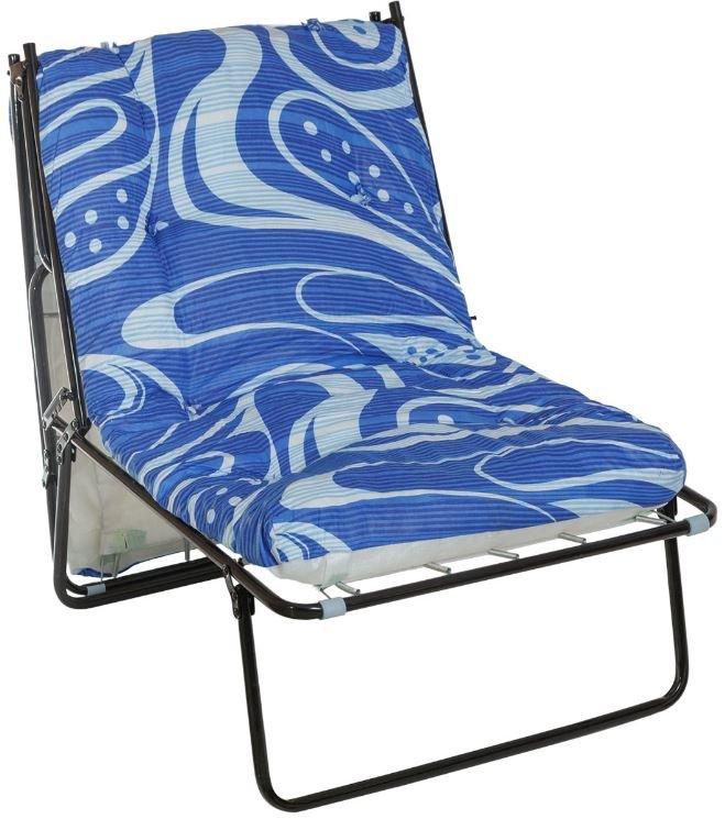 Раскладушка кресло с матрасом купить недорого