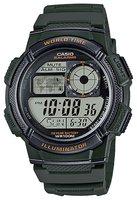Наручные электронные часы CASIO AE-1000W-3A