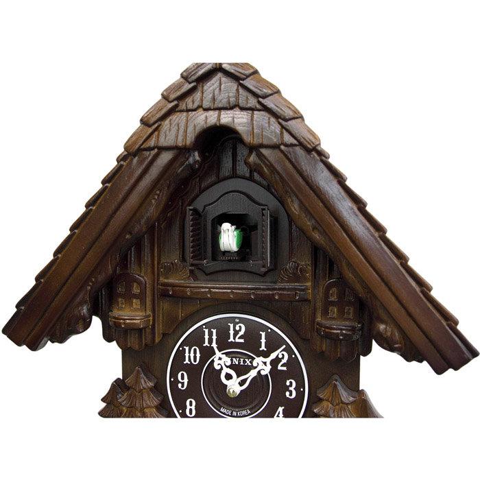 Механические часы с кукушкой являются узнаваемой всеми, уютной и практичной вещью.