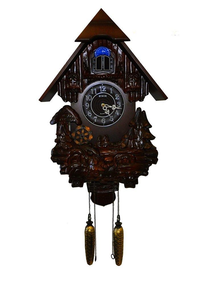 Купить настенные часы с кукушкой в интернет магазине с доставкой и оплатой при получении.