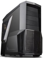 Корпус ATX Zalman Z11 PLUS черный с окном, без БП (3x120mm+2х80mm, USB2.0 x2 + USB3.0 x2, Audio)