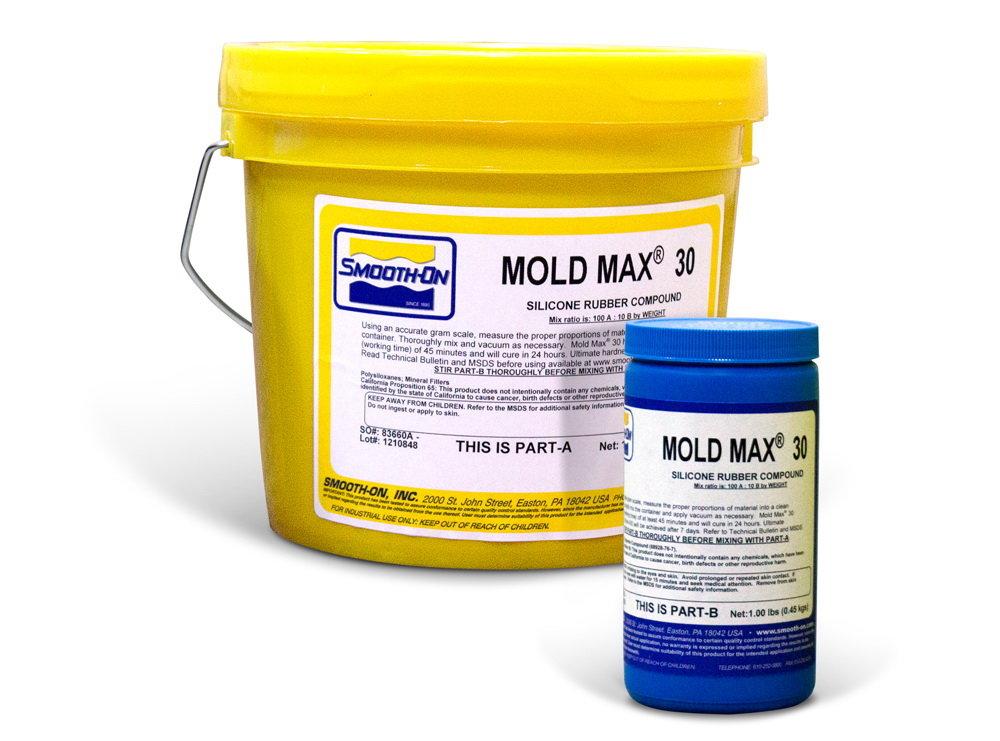 Формовочный силикон Mold Max 30 (1 кг)