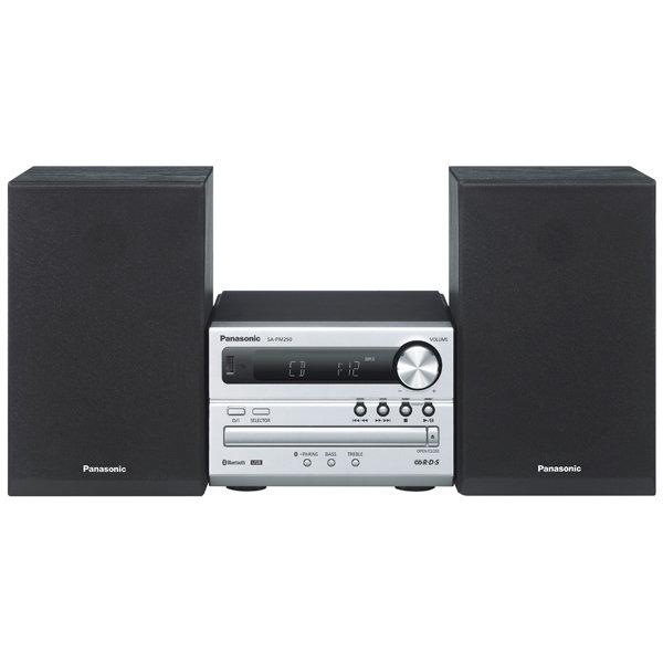Музыкальный центр Micro Panasonic SC-PM250EE-S