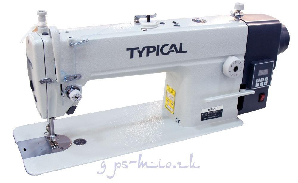 Промышленная швейная машина Typical GС 6150 H (комплект: голова+стол)