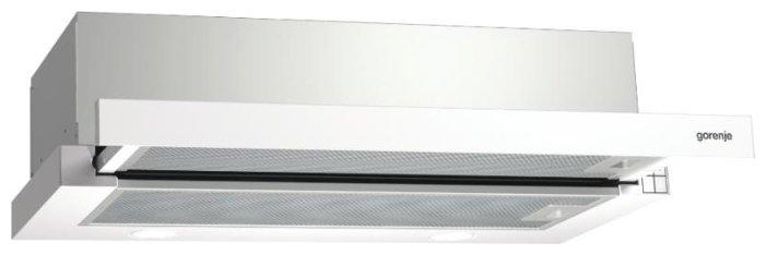 Gorenje Gorenje BHP623E 60см, в шкаф, Белый, Механическое, 328куб.м/ч
