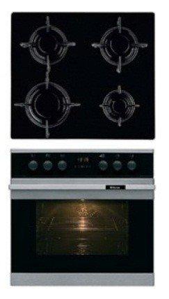 Встраиваемый комплект Hansa BCMI 64590015 серебристый/черный