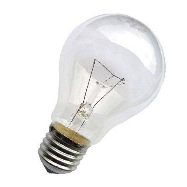 Лампа накаливания б 95вт e27 230-240в (верс.) томский элз, 193522А