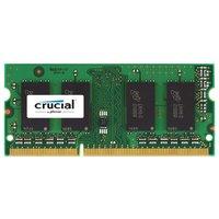 Оперативная память CRUCIAL SO-DIMM DDR3L 8Gb 1600MHz pc-12800 (CT102464BF160B)