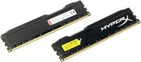 Оперативная память Kingston HyperX Fury HX318C10FBK2/16