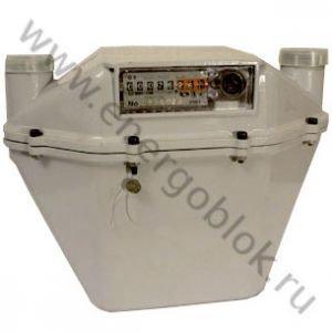 Счетчик газа СГМН-1 G6 диафрагменный двухкамерный