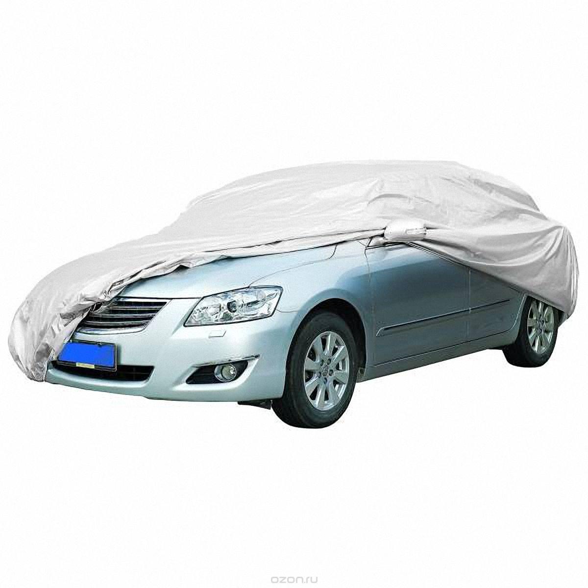 "Чехол-тент автомобильный ""Skyway"", 570 х 203 х 119 см. Размер 2XL"