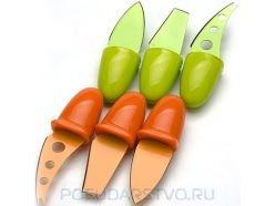 Mayer Boch Ножи для сыра нон стик 11-11-13 мв