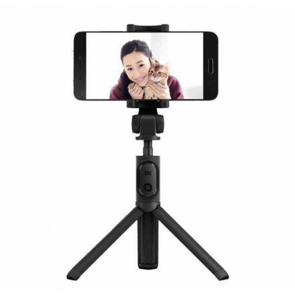 Монопод-штатив для селфи Xiaomi Mi Tripod Selfie Stick черный