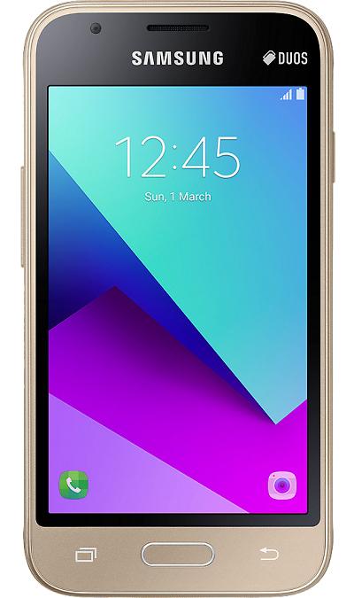 Samsung Galaxy J1 Mini Prime (2016) SM-J106F/DS Gold