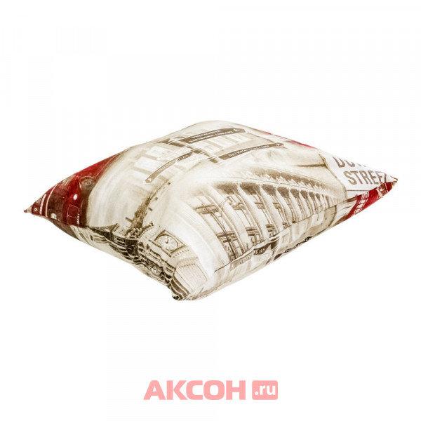 подушка декоративная 40*40см london brown