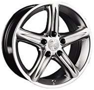Racing Wheels H-166R 7.5x16 5x120 ET 40 Dia 72.6 HP/HS - фото 1