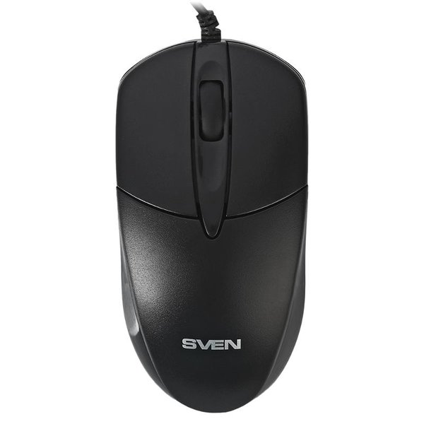 мышь SVEN RX-112 Black PS/2
