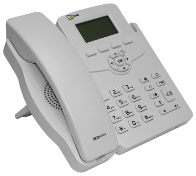 VoIP-телефония IP-телефон SNR-VP-51W-P с PoE