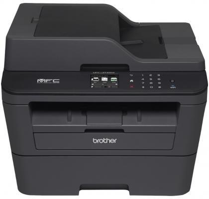 Принтер и МФУ МФУ Brother MFC-L2740DWR ч/б A4 30ppm 2400x600dpi дуплекс Wi-Fi USB MFCL2740DWR1