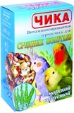 Чика корм для средних попугаев с морской капустой 400 гр. арт. 142.005
