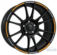NZ Wheels SH670 MBOGS 6.5x16/5x112 D57.1 ET50 - фото 1