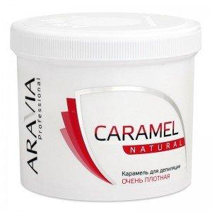 Aravia Карамель для депиляции Натуральная очень плотной консистенции (Sugaring) 1014 750 г