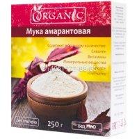 Мука амарантовая ORGANIC 250 г.