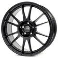 Колесные литые диски Oz Racing ULTRALEGGERA BLACK 8x17 5x114.3 ET37 D67.1 Чёрный матовый (W0171000153) - фото 1