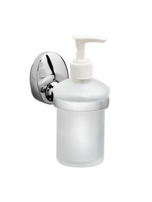 """Дозатор для мыла """"Raiber"""", стеклянный, арт. R70116"""