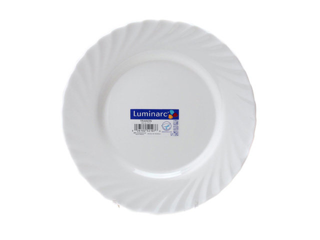 Тарелка Luminarc обеденная trianon