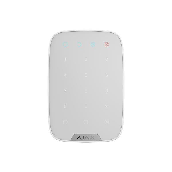 Клавиатура охранной сигнализации Ajax KeyPad (white)