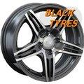 Диск колесный LS Wheels 189 6.5x15/4x114.3 D73.1 ET40 GMF - фото 1