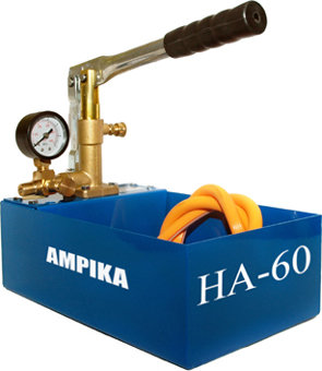 Ручной насос для опрессовки Ампика НА-60