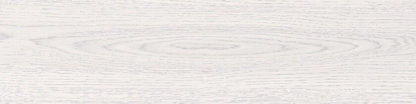 Beryoza Ceramica Дуб 1 GP белый 600x150
