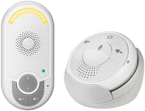 Радионяня Motorola MBP140 (белый)