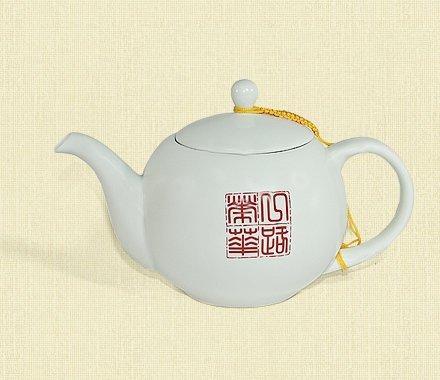 Фарфоровый чайник «Чистый стиль» 350 мл