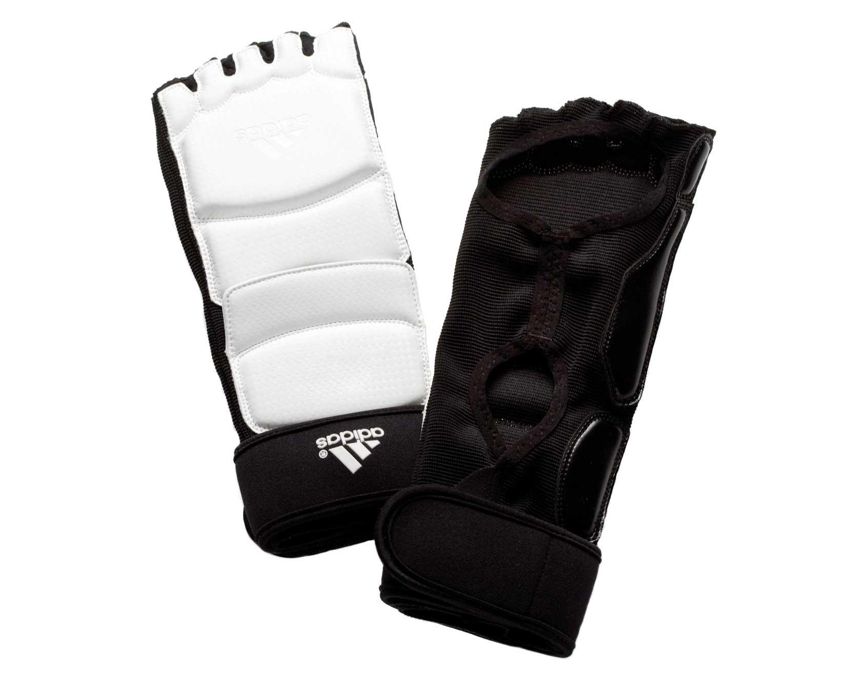 Защита стопы для тхэквондо WTF Foot Socks белая (размер S)