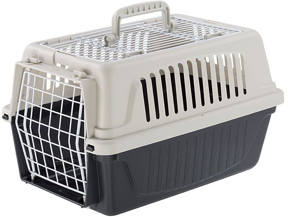 Переноска Ferplast Atlas 5 Open Transportino для кошек и мелких собак (Д 41,5 x Ш 28 x В 26 см, )