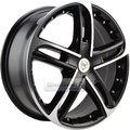 Диск NZ Wheels SH676 6.5x16 5*114.3 ET45 d60.1 BKF - фото 1