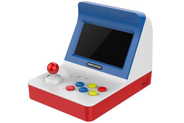 Игровая приставка Unknown Retro Arcade (цвет белый) + 3000 игр