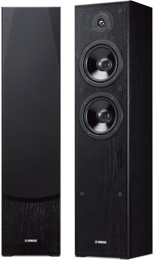 Акустическая система Yamaha NS-F51 2 колонки (черный)