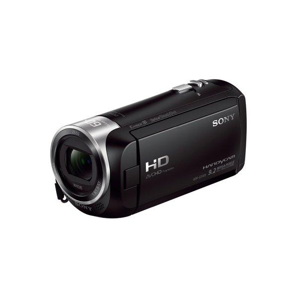 """Видеокамера Sony HDR-CX405 черный 30x IS opt 2.7"""" Touch LCD 1080 MS Duo Flash/WiFi"""
