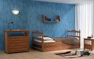 Кровать Dreamline Юниор Ясень 80x180 см
