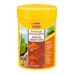 Корм для рыб Sera GOLDY 100 мл